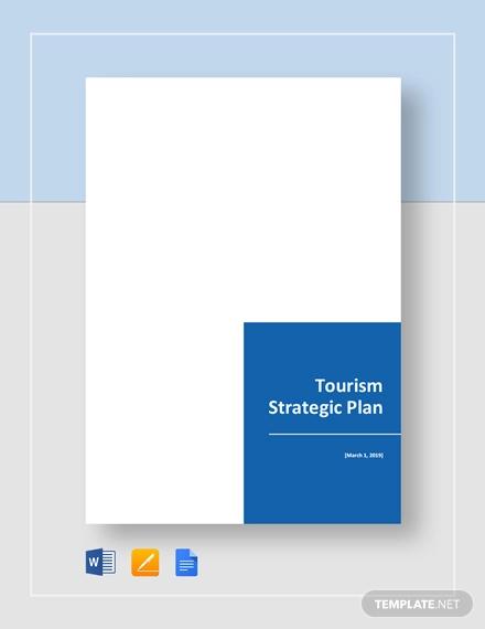 tourism strategic