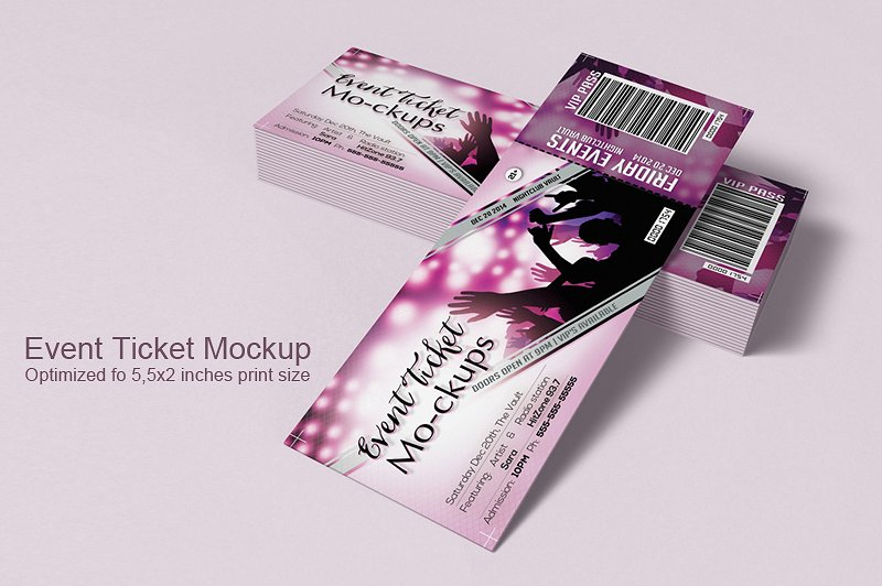 17 elegant event ticket designs and examples psd ai