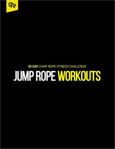 30 day jump rope workout plan example1