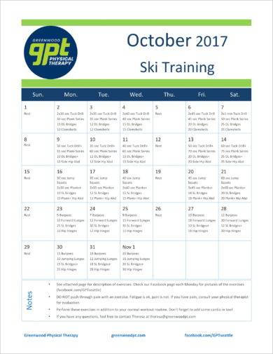 30 day ski workout plan example1