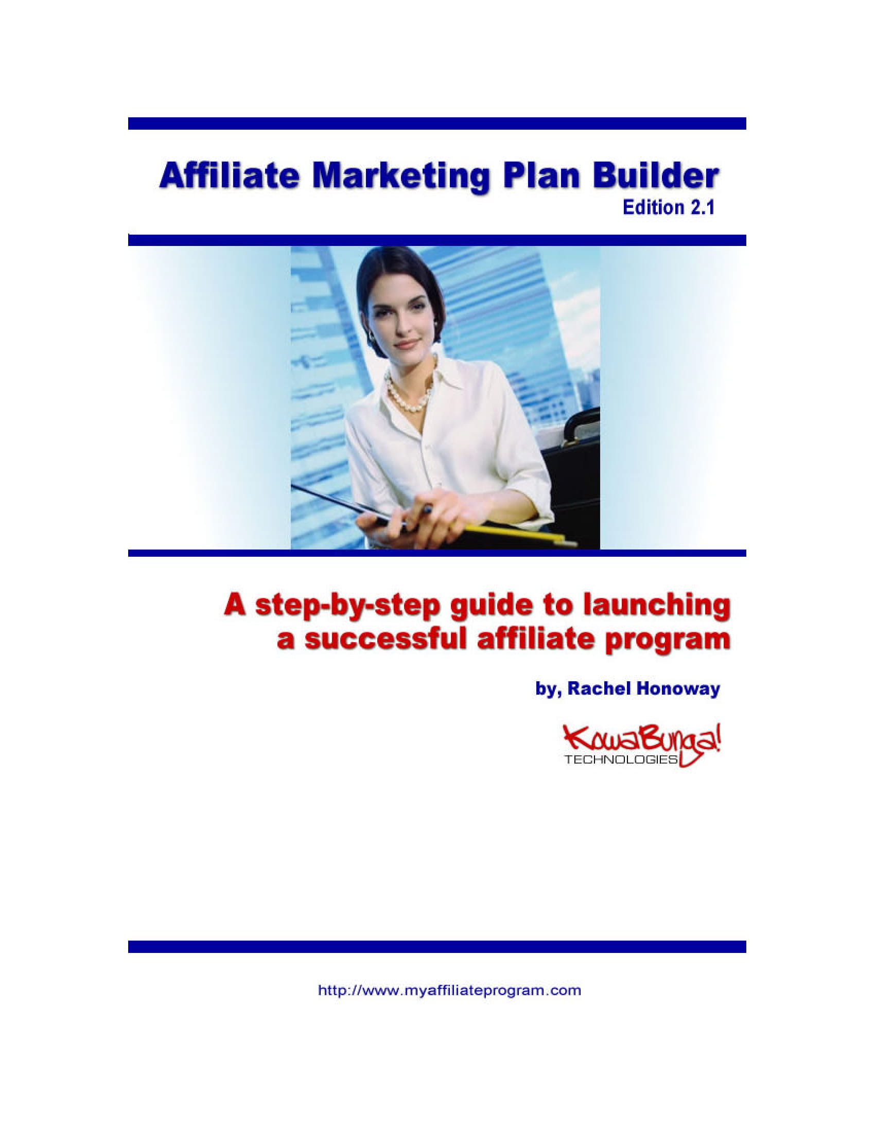 affiliate marketing plan builder for your business example 001