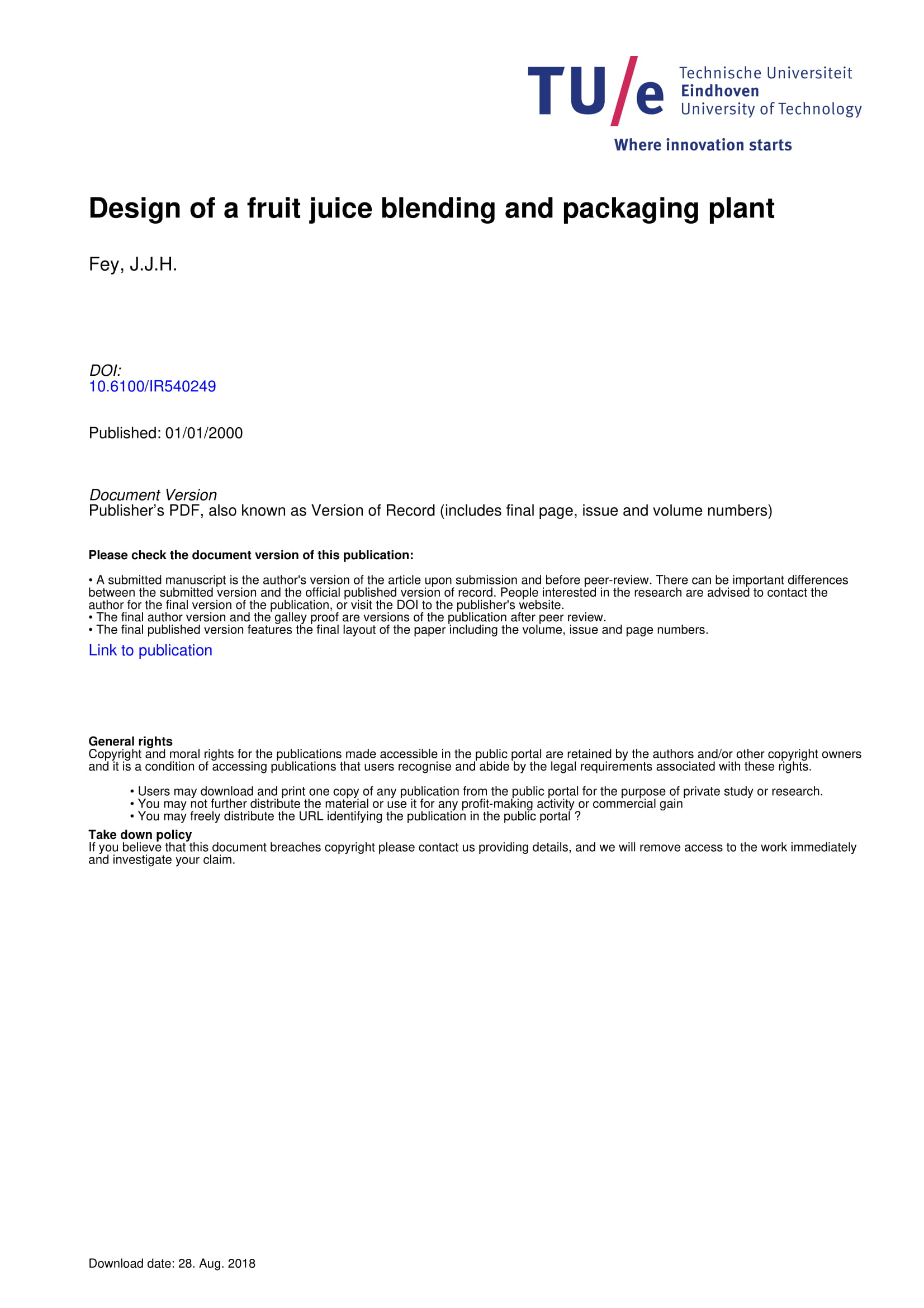business plan with design of a fruit juice blending and packaging plant example 001