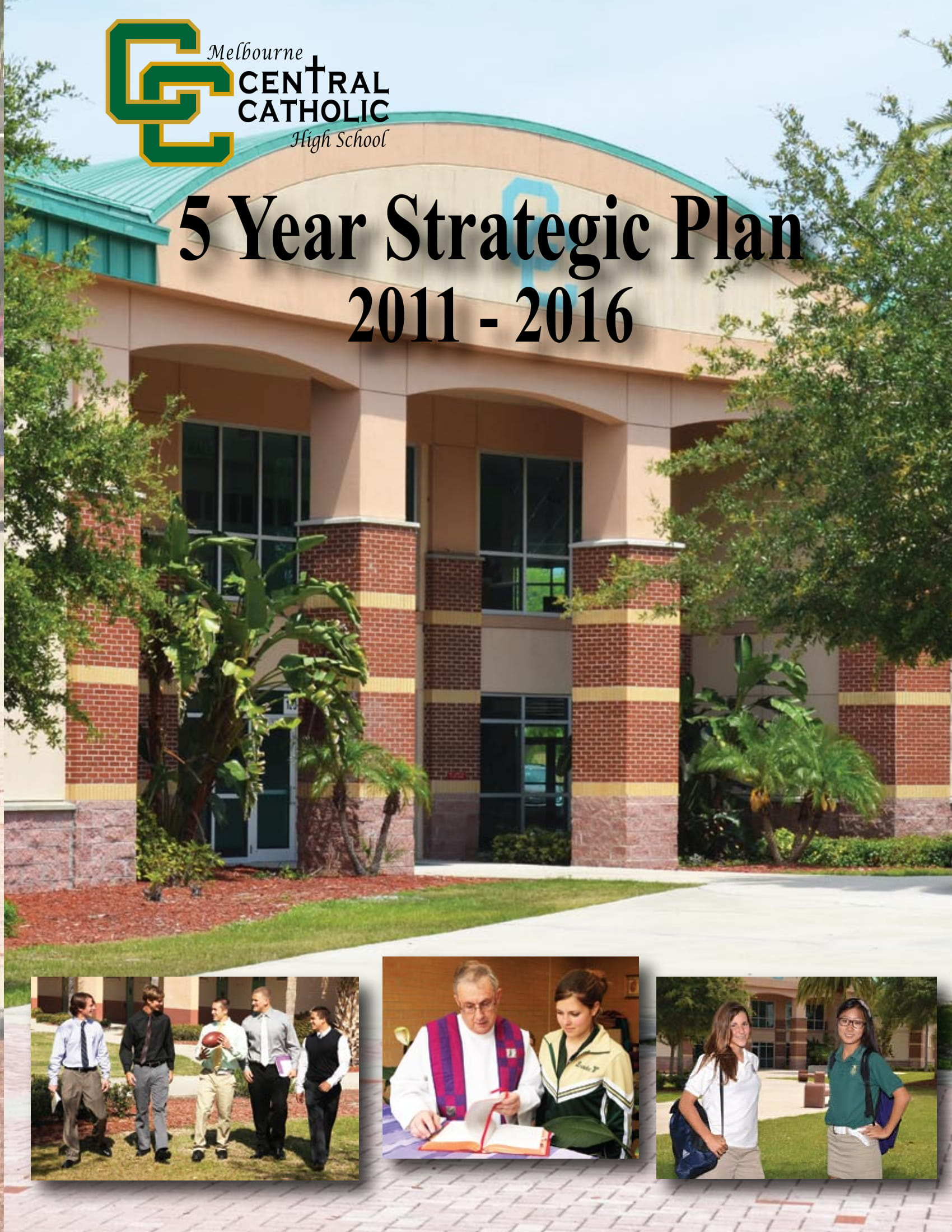 catholic high school five year strategic operational plan example 01