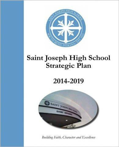 catholic high school strategic plan example