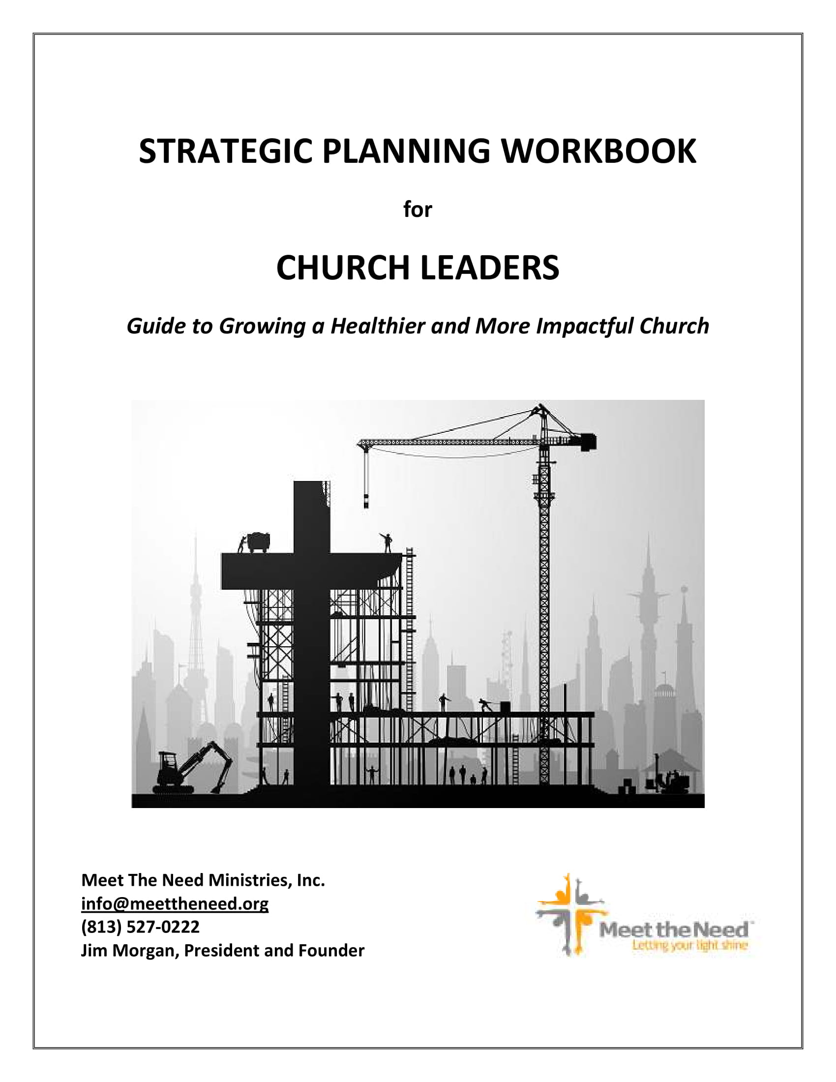 church planning strategic marketing guide for church leaders example 001