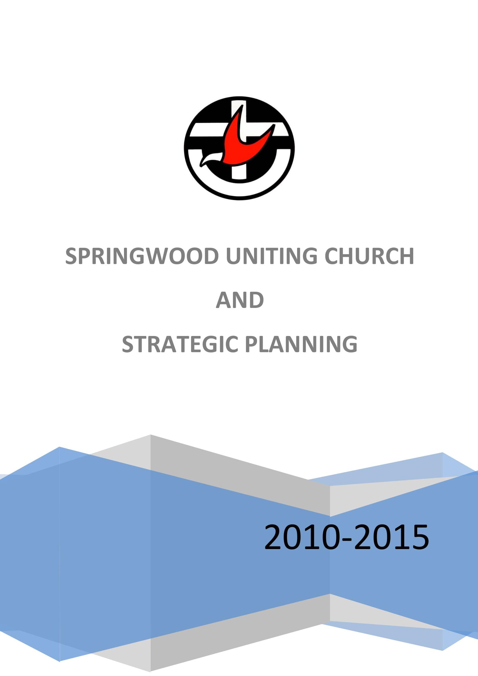 church strategic planning example 01