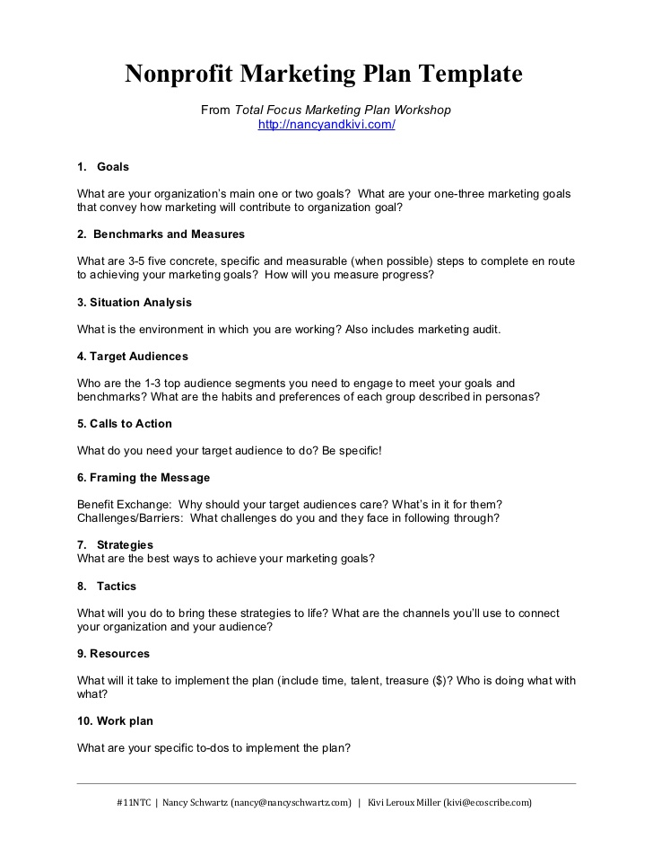 21+ non profit business plan templates pdf, doc | free & premium.
