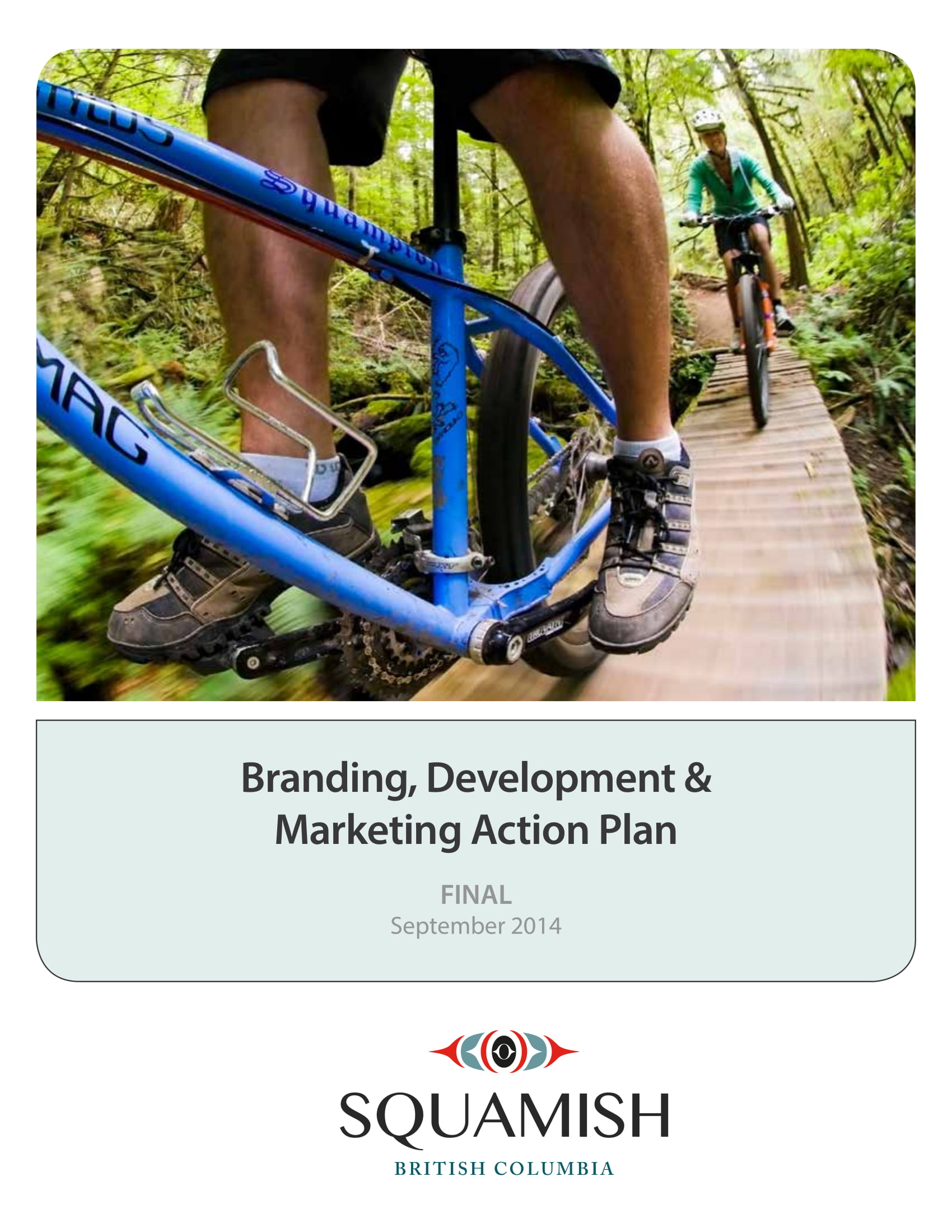 community branding development and marketing action plan example