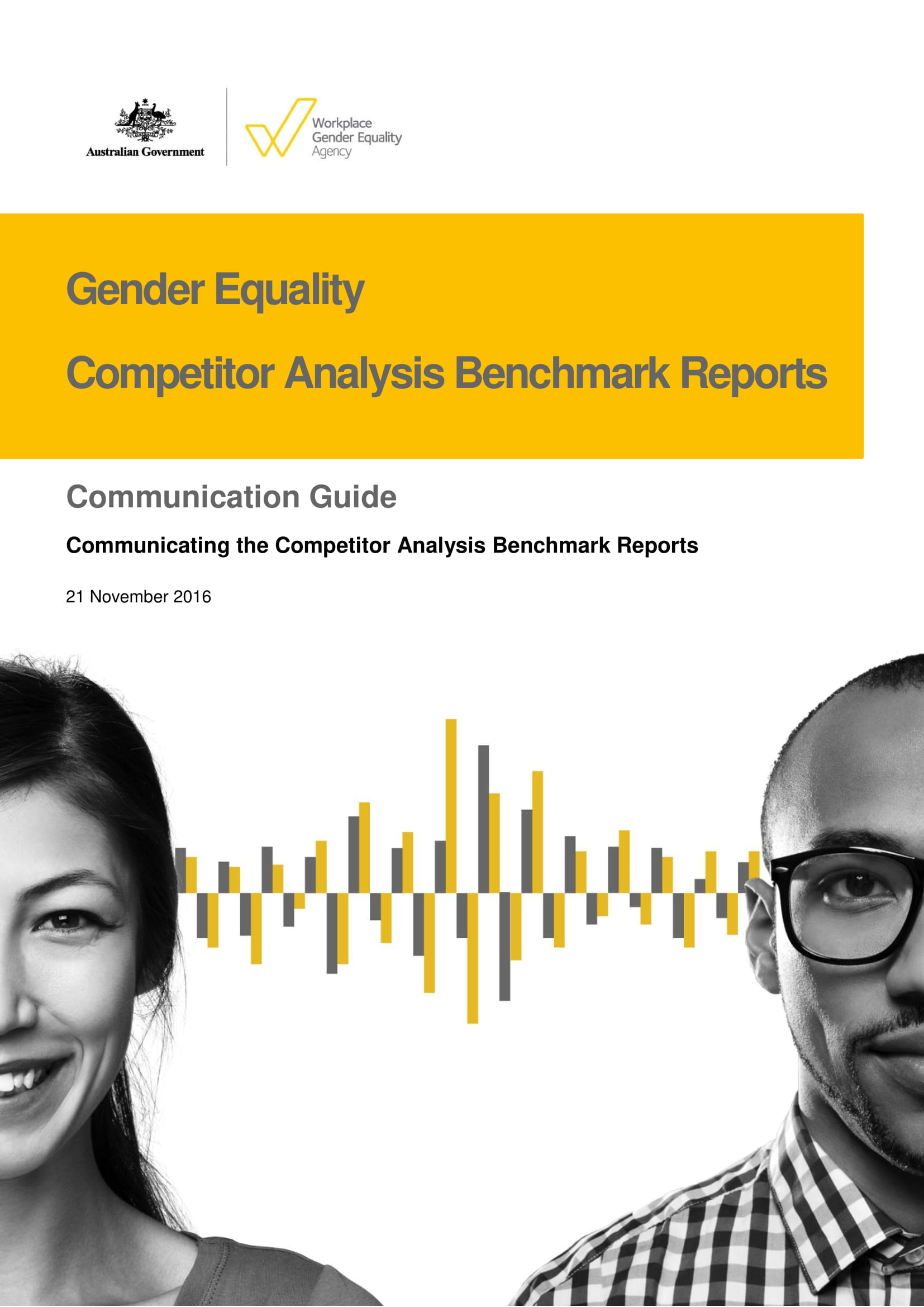 competitor analysis benchmark report example 01