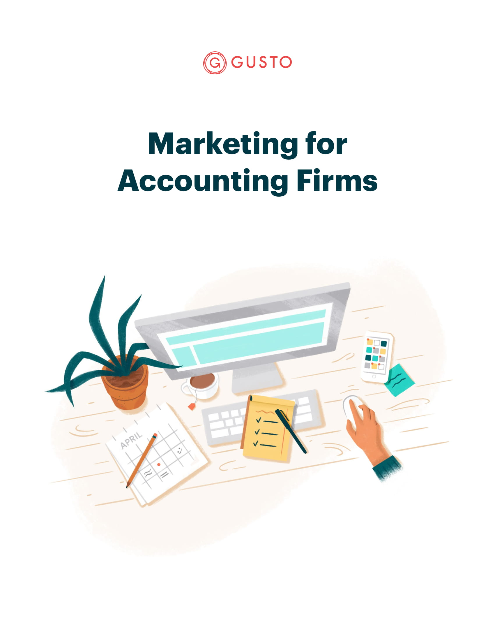 comprehensive accounting firm marketing plan example