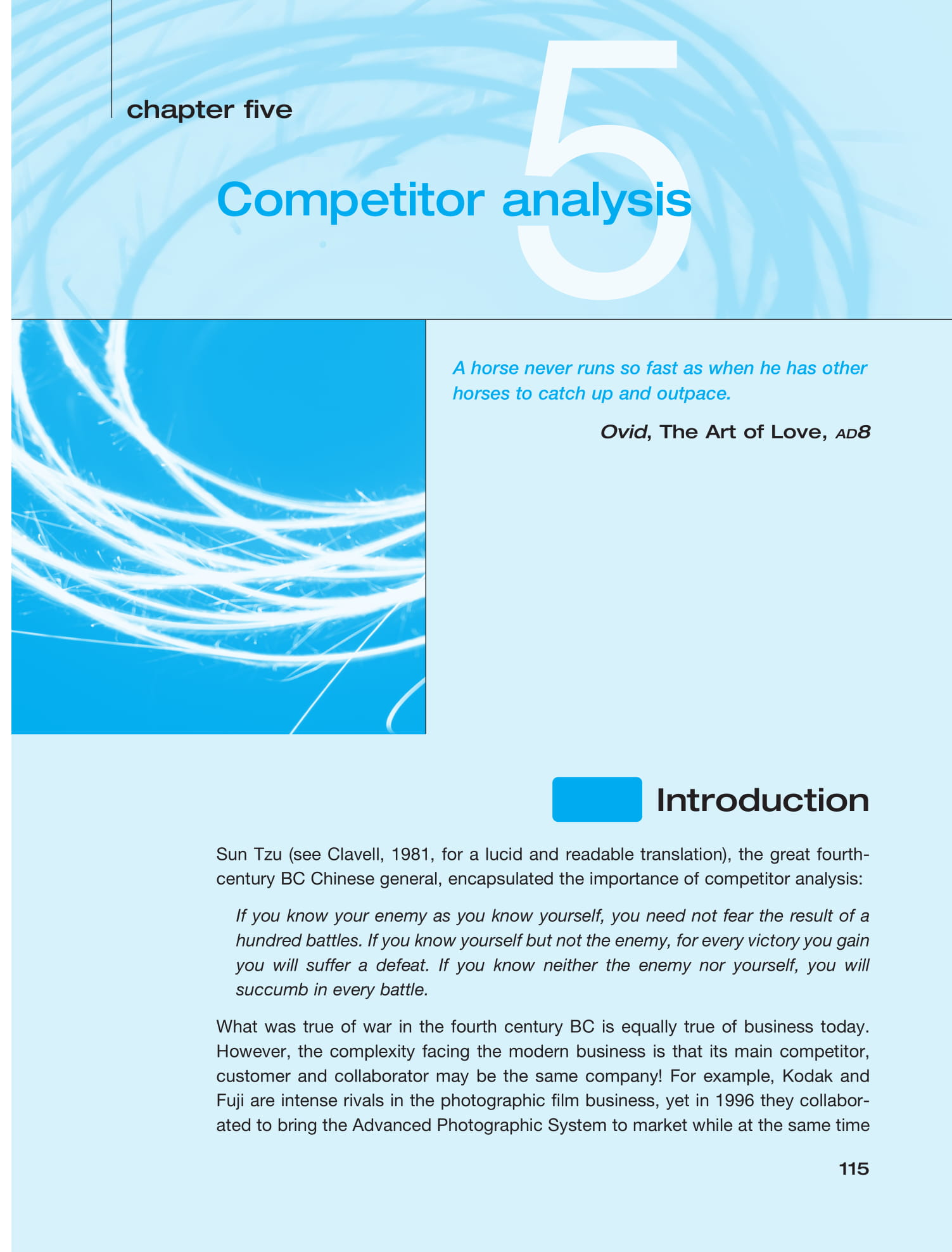 comprehensive competitor analysis report example 01