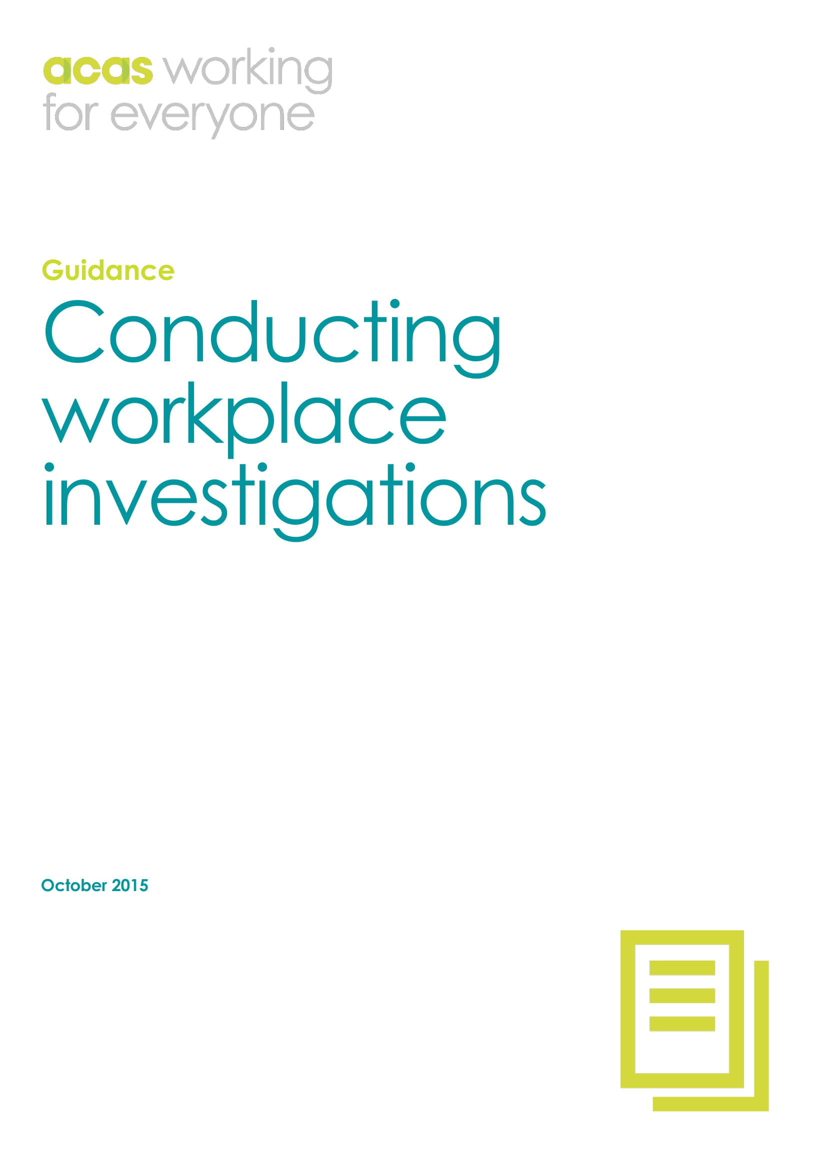 conducting and reporting workplace investigations example 01