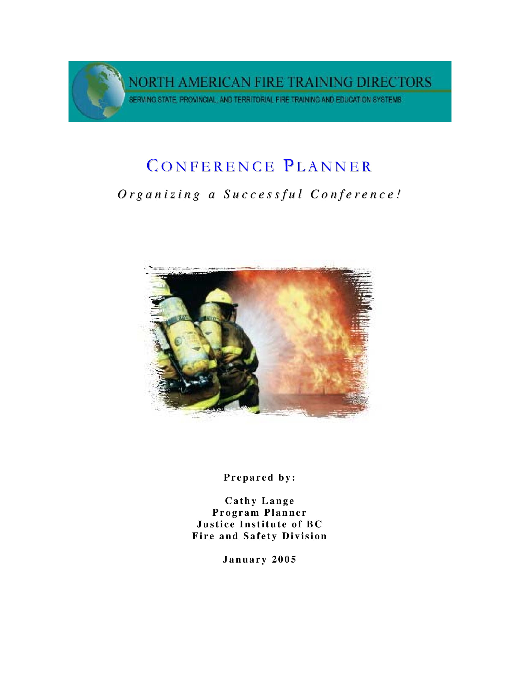 conference project plan and organization example 01