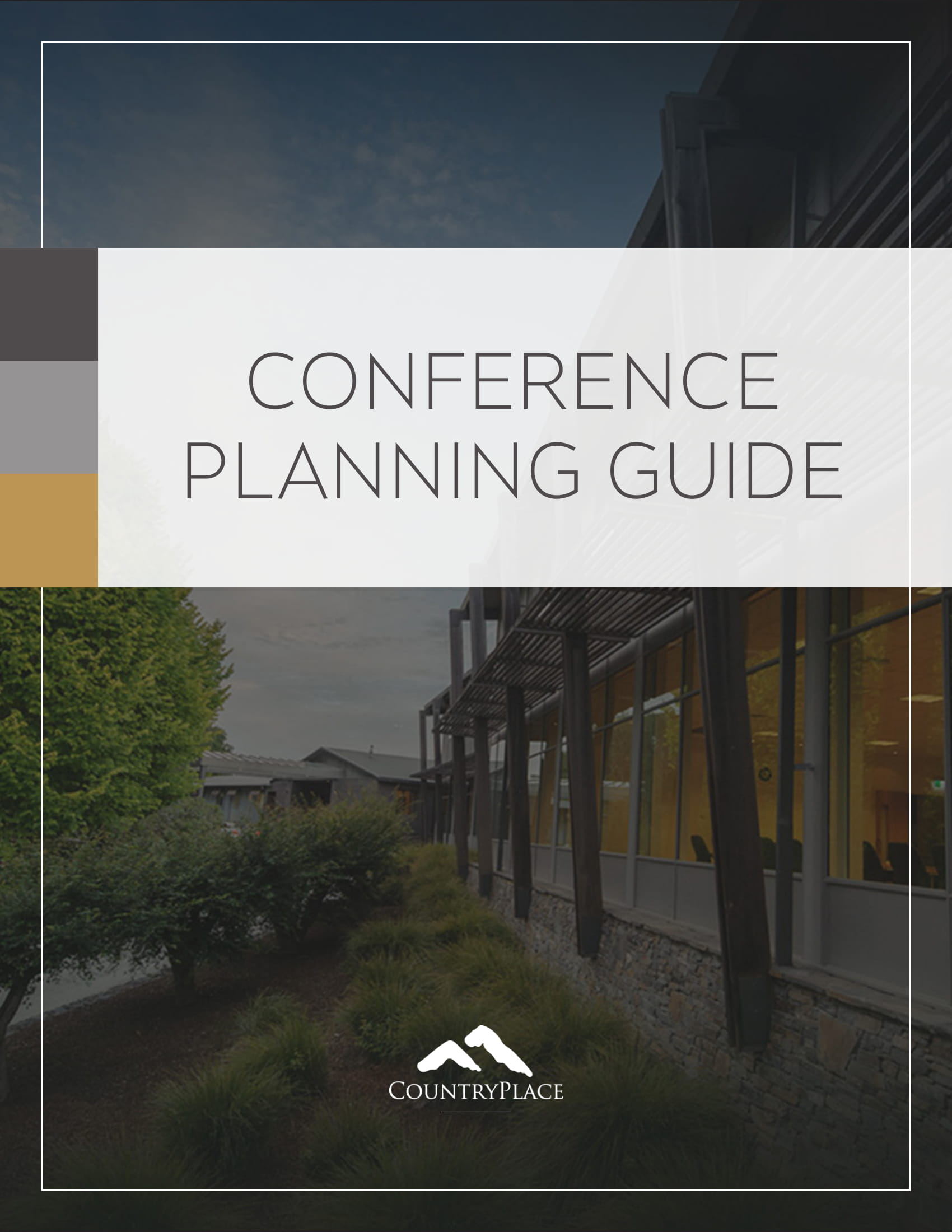 conference project planning guide example 01
