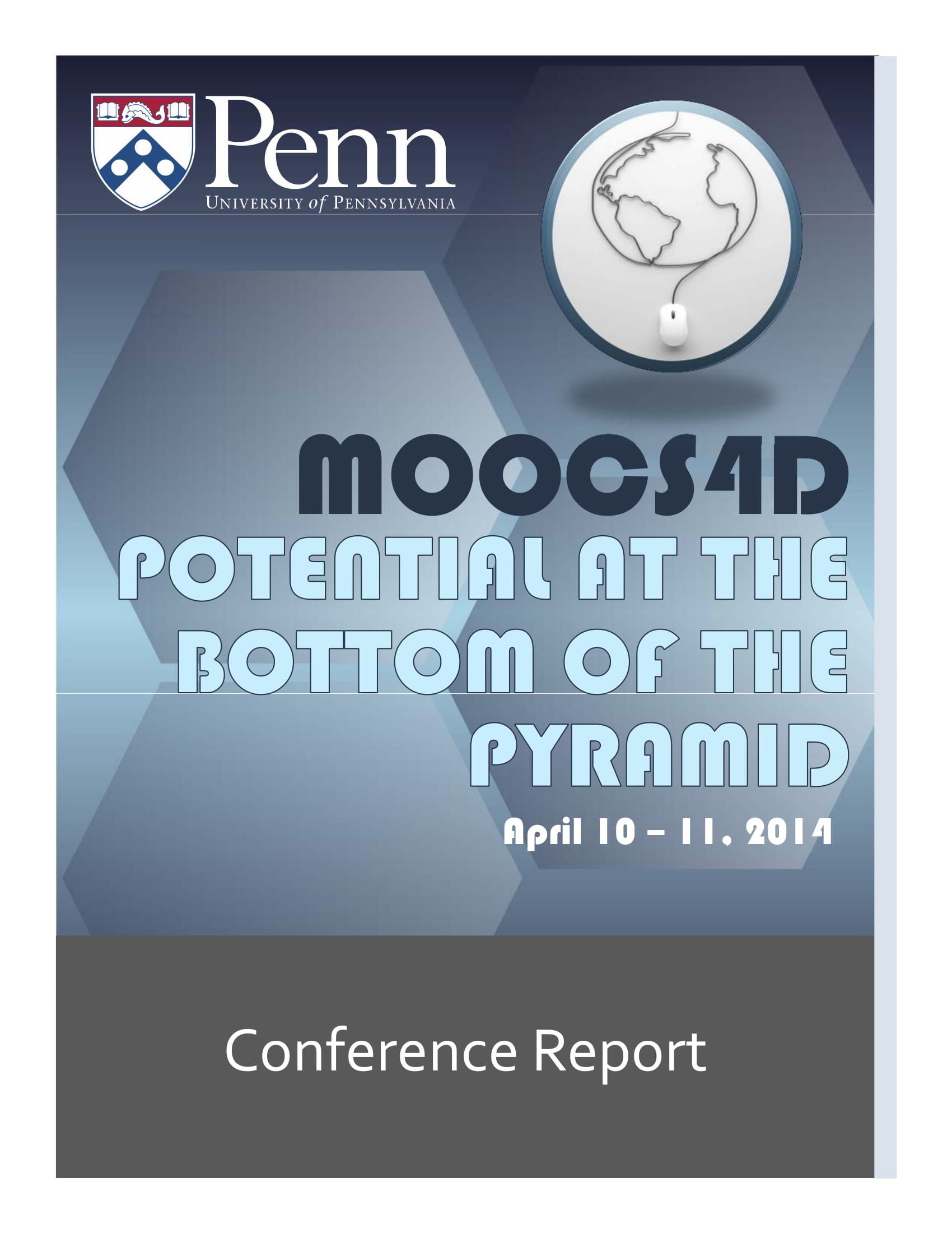 conference report example