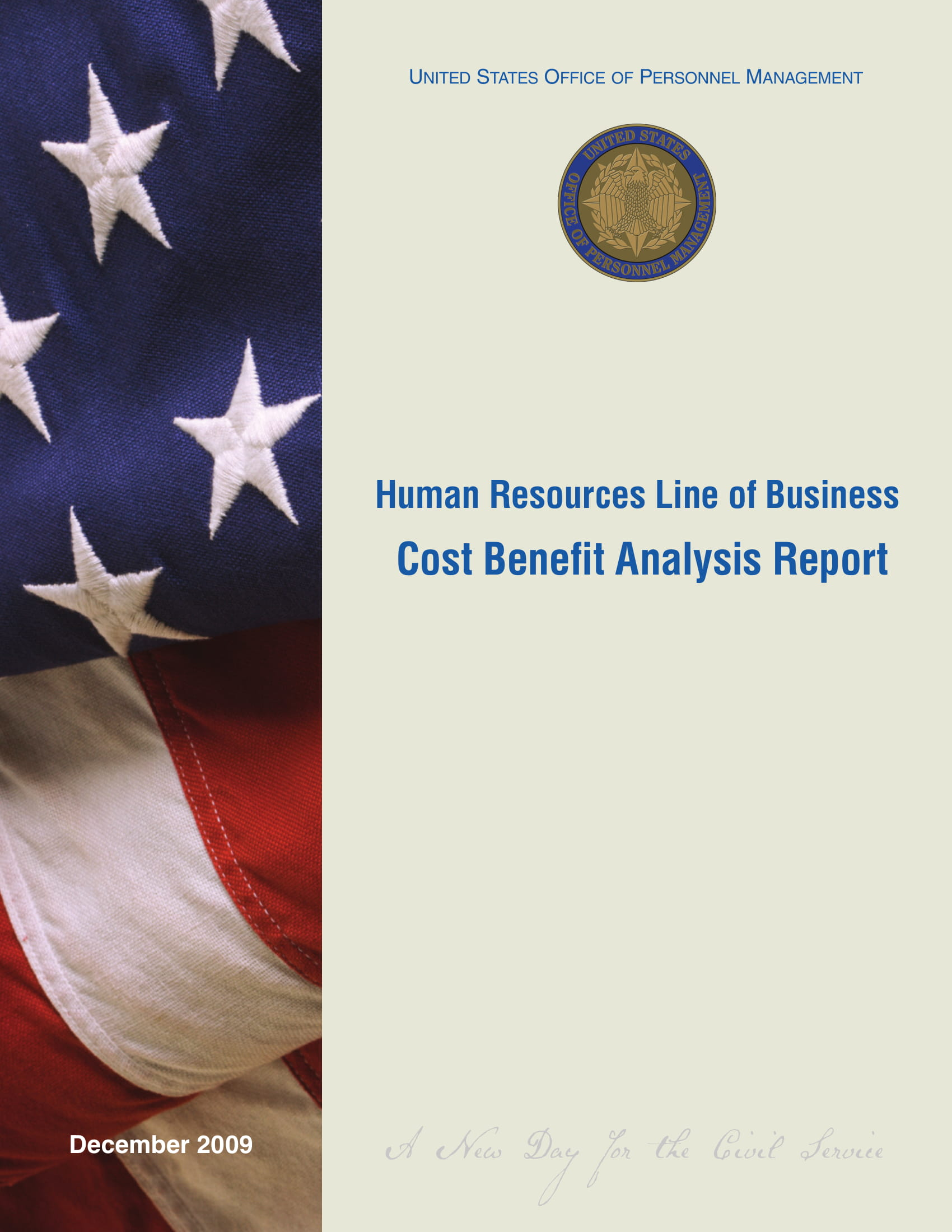 cost benefit analysis report example