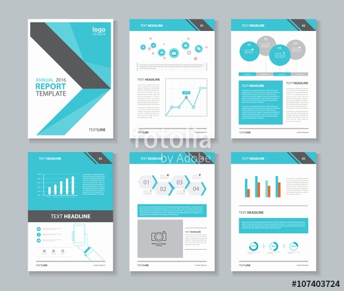 12 annual business report examples pdf word pages for Rdlc template