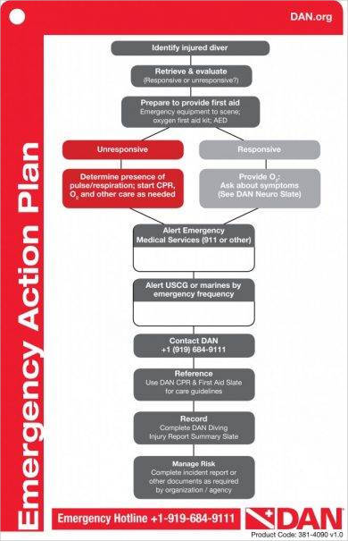 11  printable emergency action plan examples