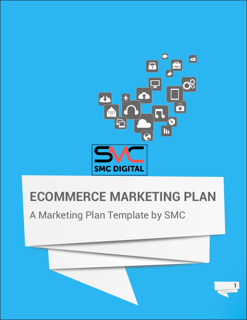 ecommerce marketing plan template example