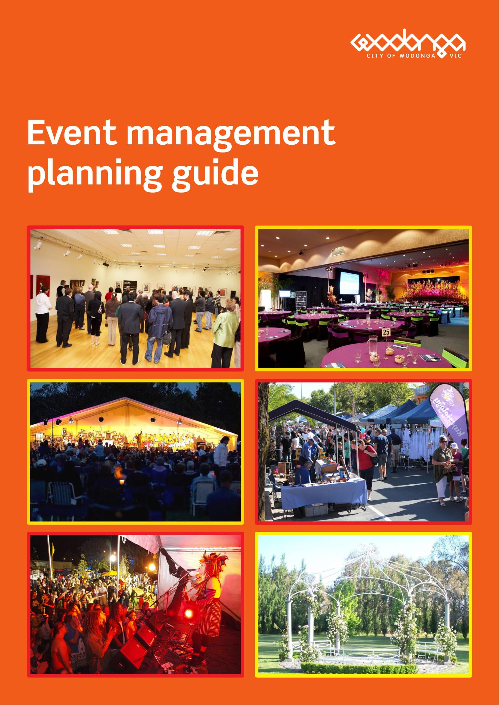 event management planning guide example