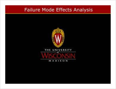 failure mode effects analysis example