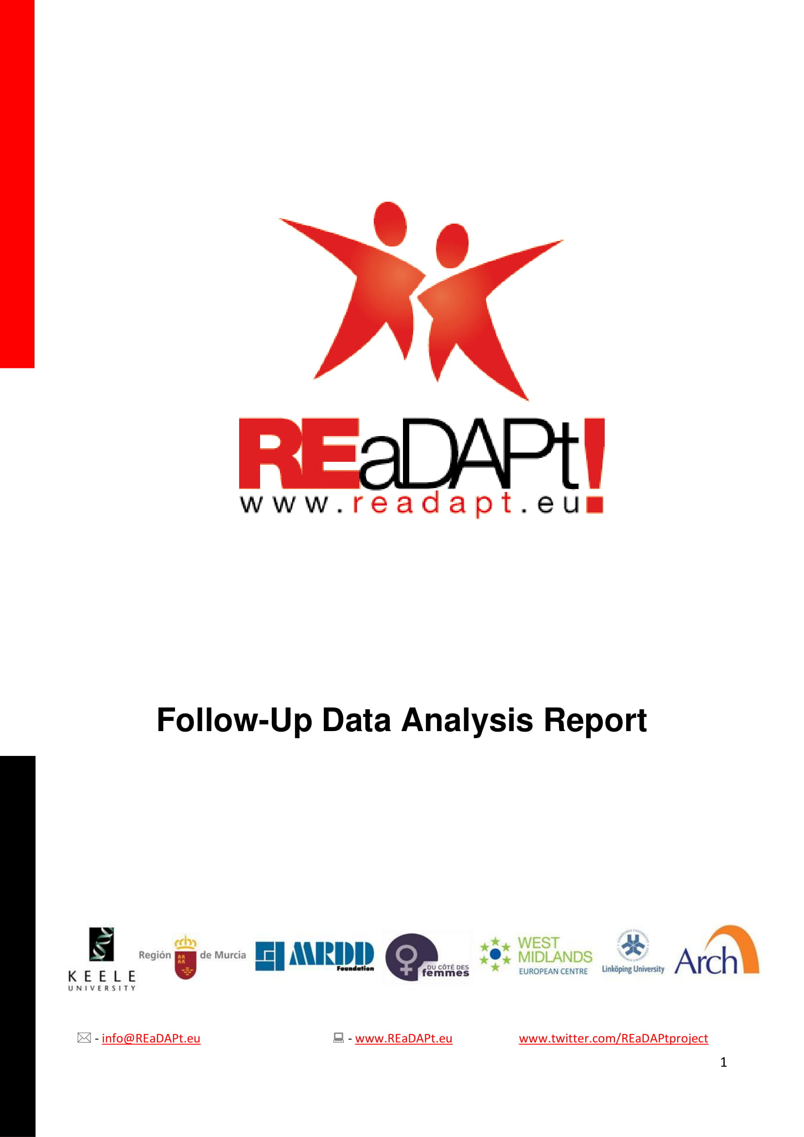 follow up data analysis report example
