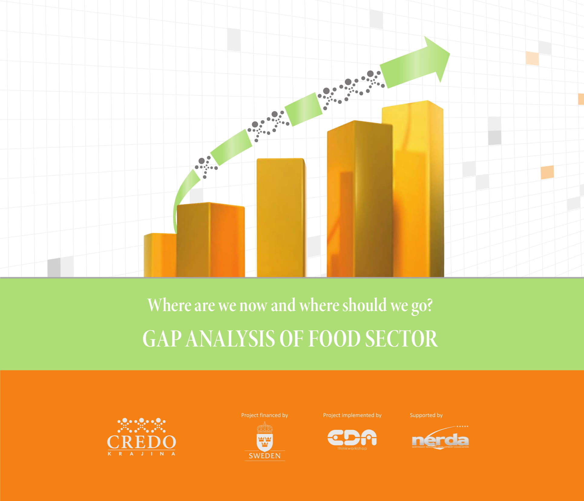 food product gap analysis example