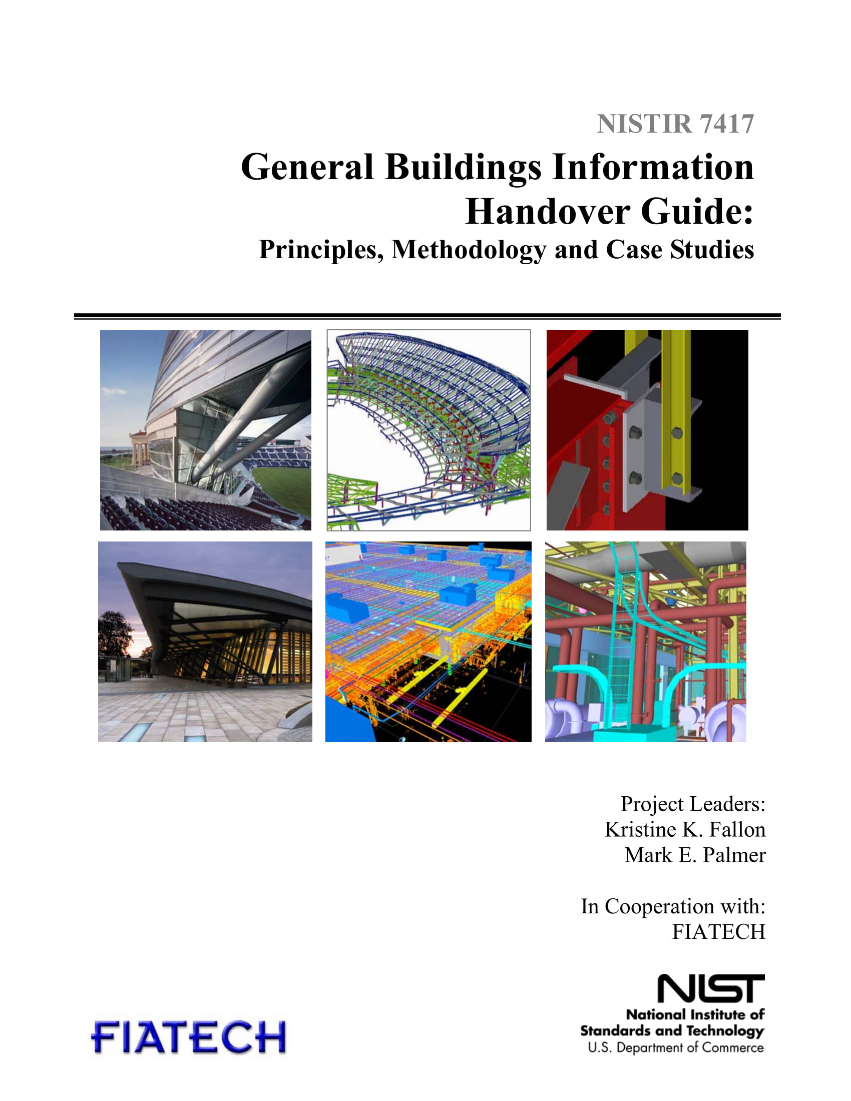 general building information handover guide reporting of principles methodology and case studies example 01