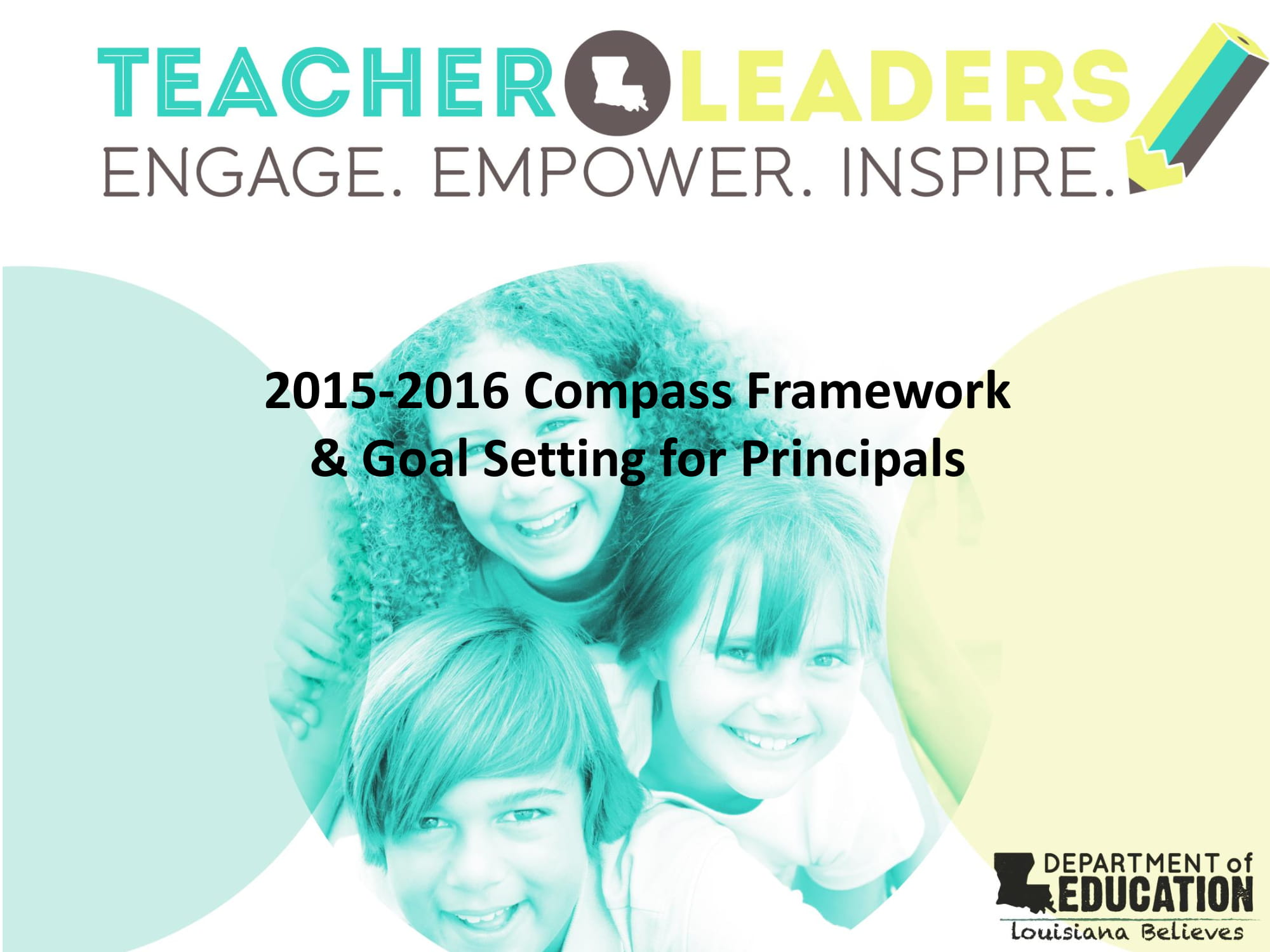 goal setting for principals guide example