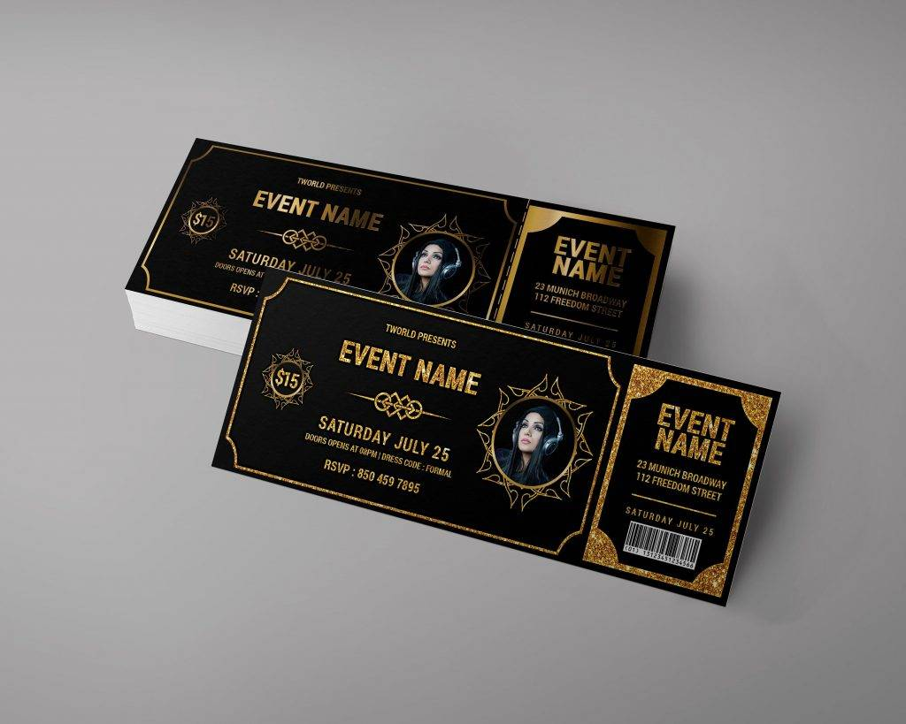 gold vip event ticket example 1024x819