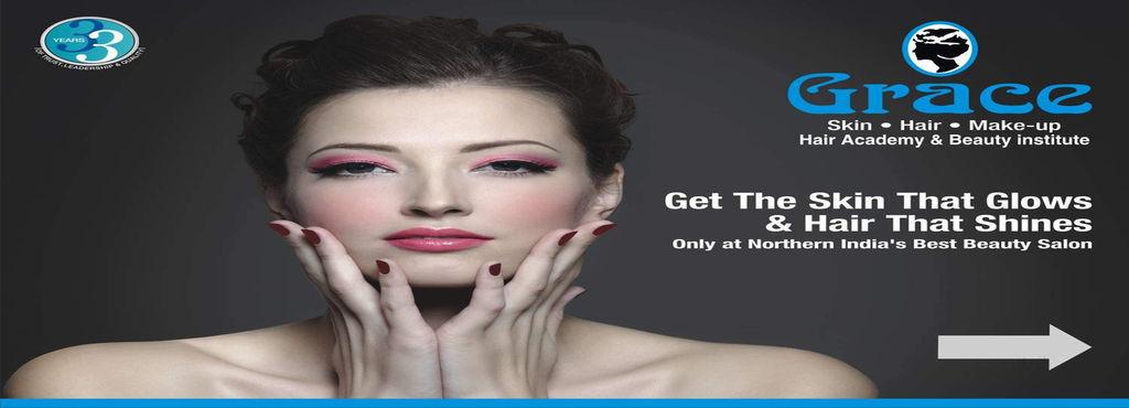 grace beauty salon email signature example