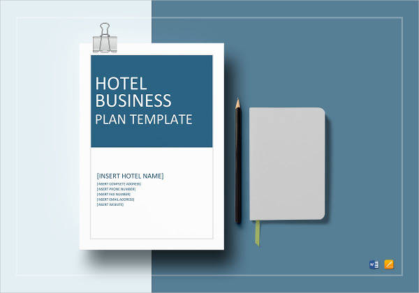 hotel business plan example1