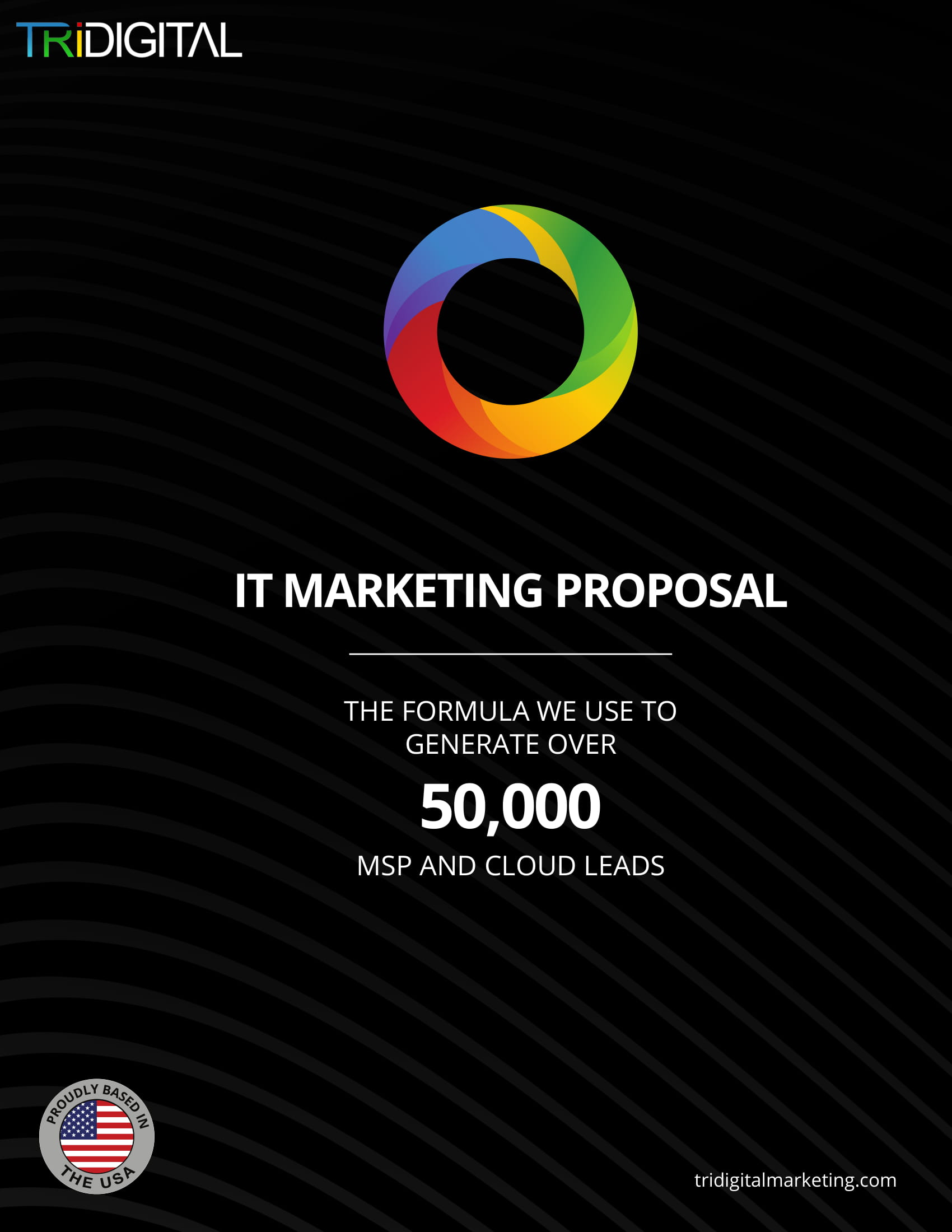 it marketing campaign proposal example