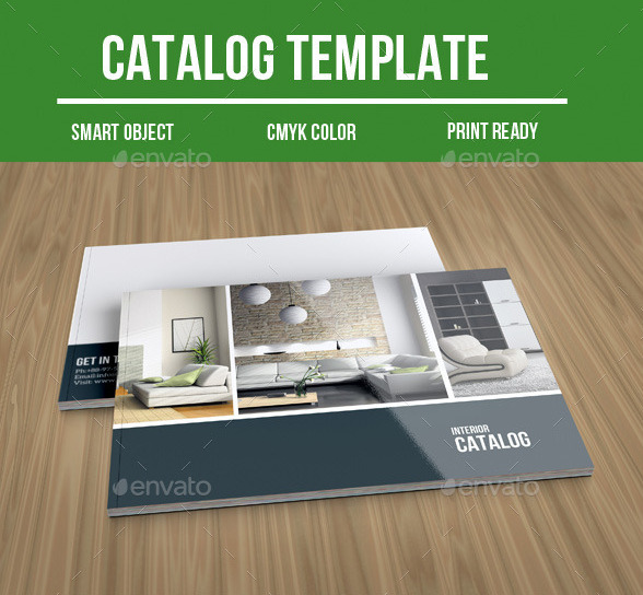 interior design catalog template example1