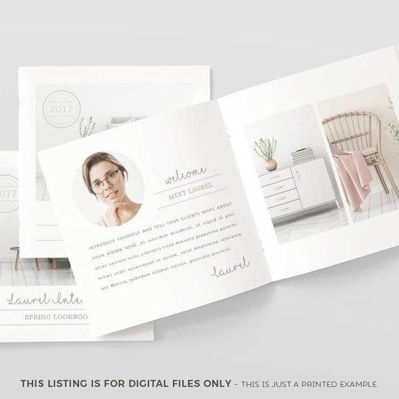 interior design lookbook magazine