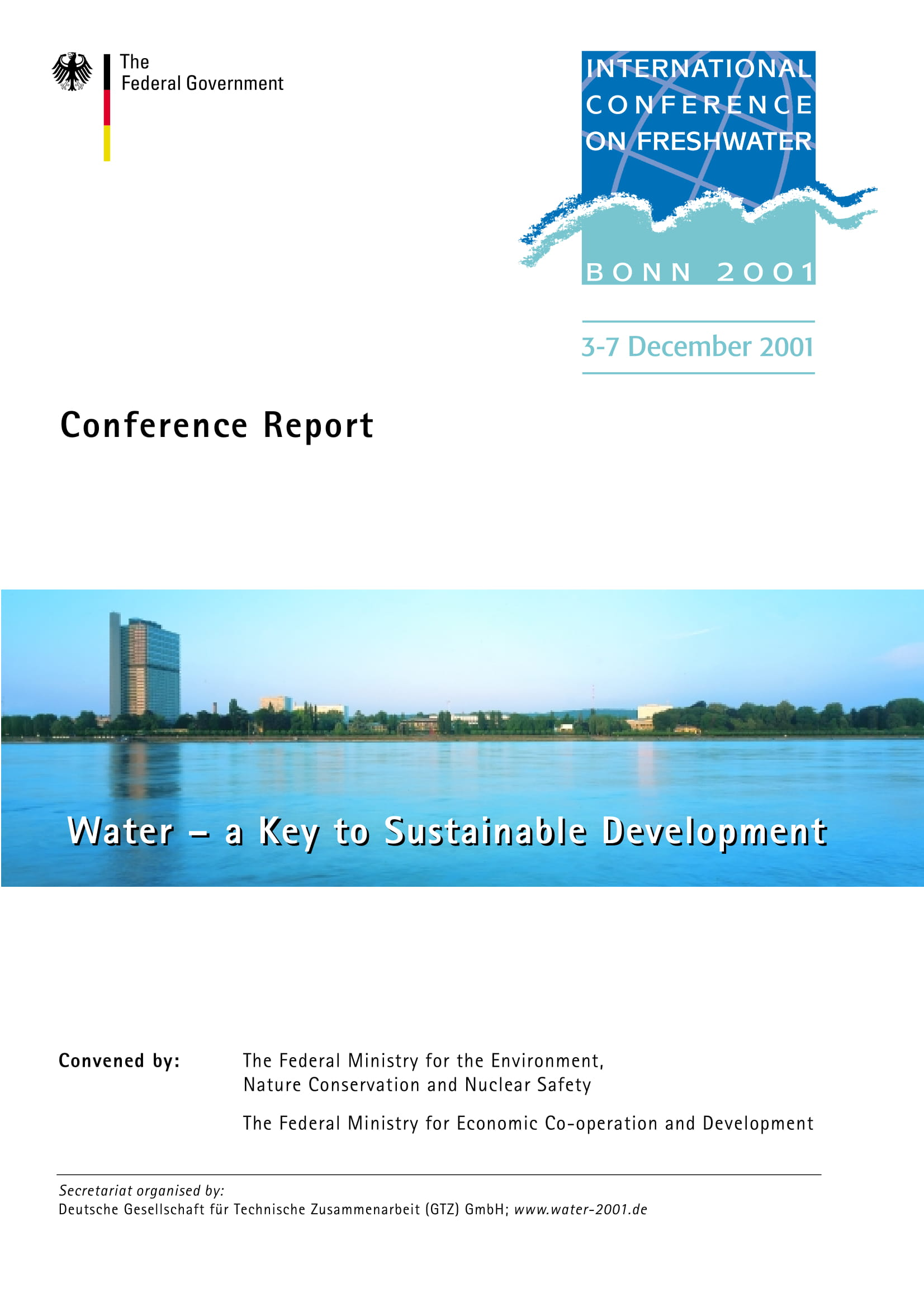 international freshwater conference report example