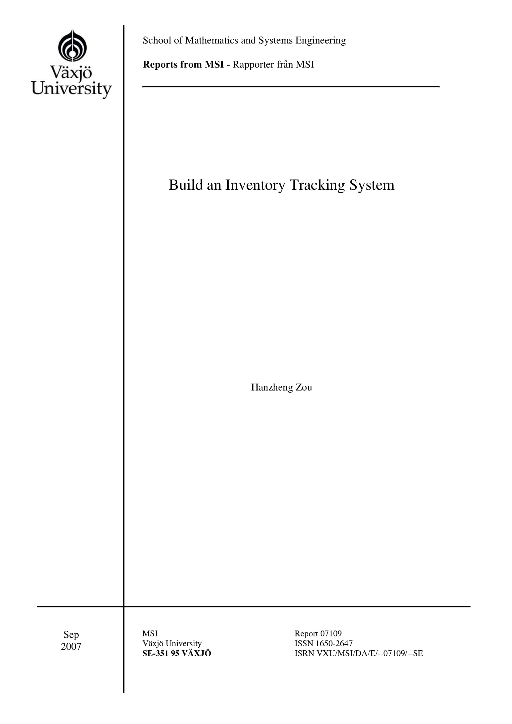 inventory tracking system and database example 01