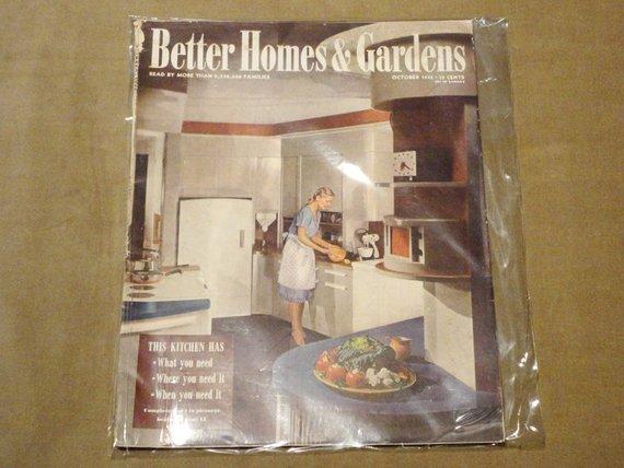 mid century interior design magazine