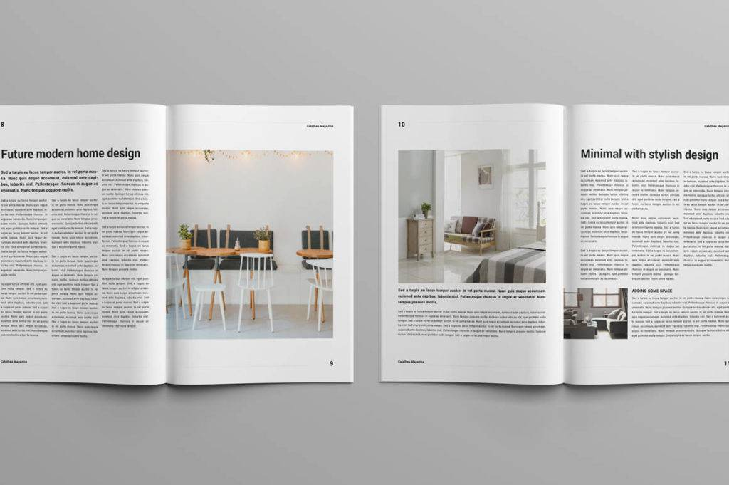 minimalist interior design catalog example 1024x681