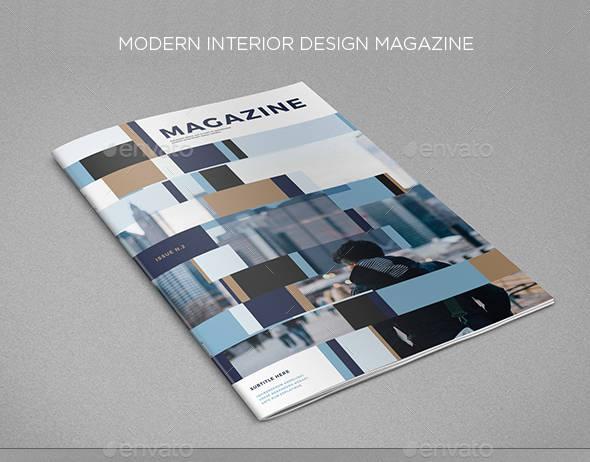 modern interior design magazine