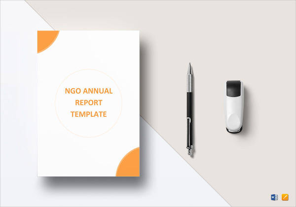 ngo annual report example