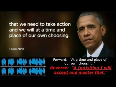 obama reverse speech example