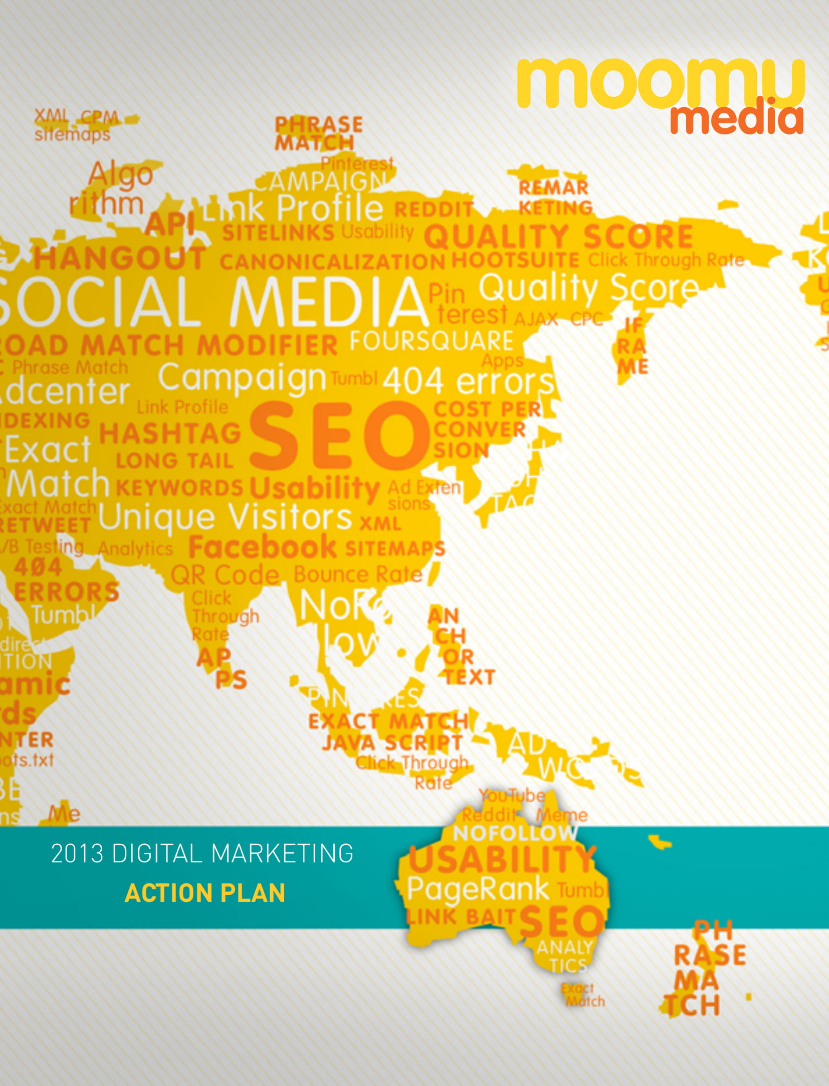 online marketing action plan example