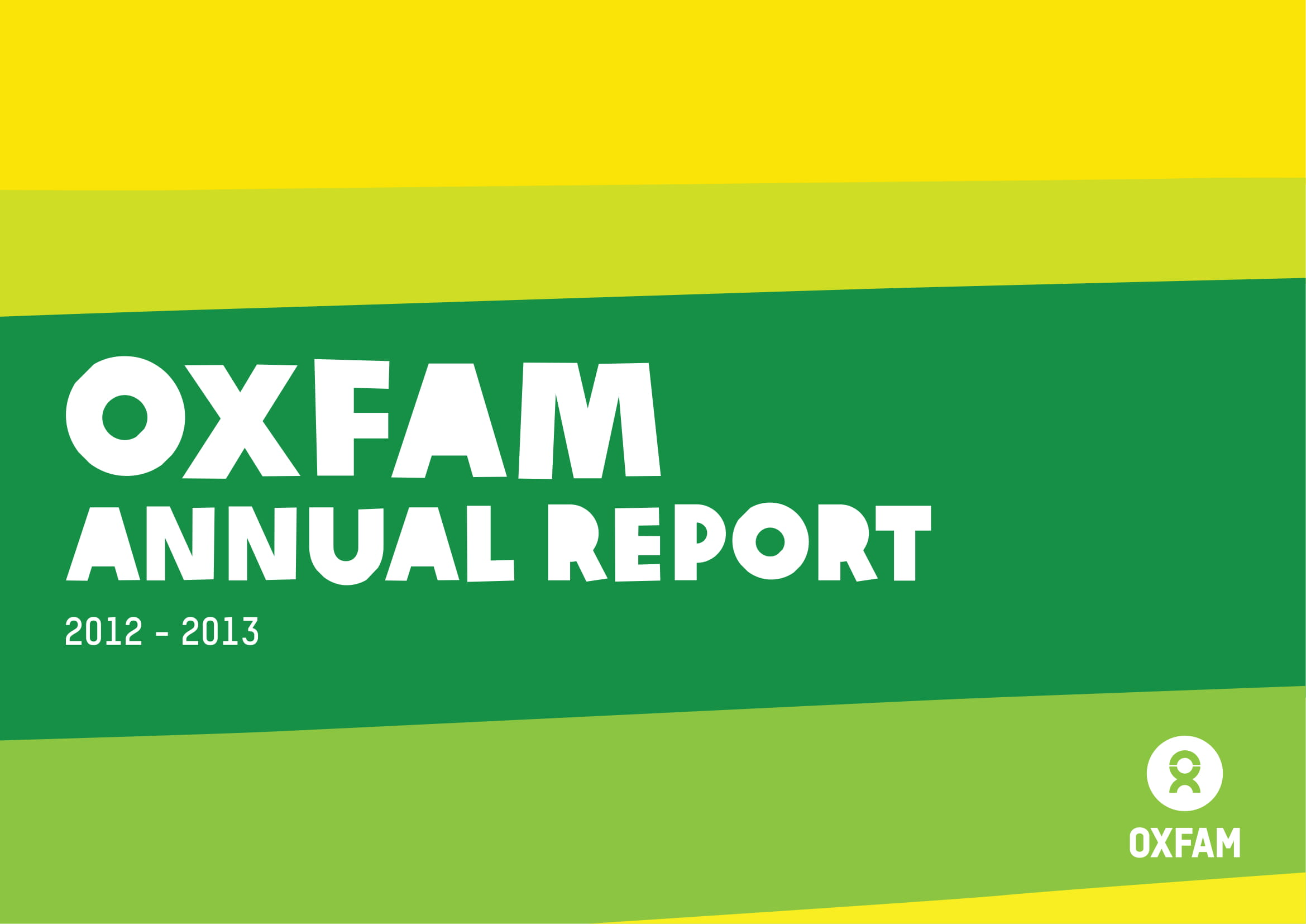 oxfam ngo annual report example