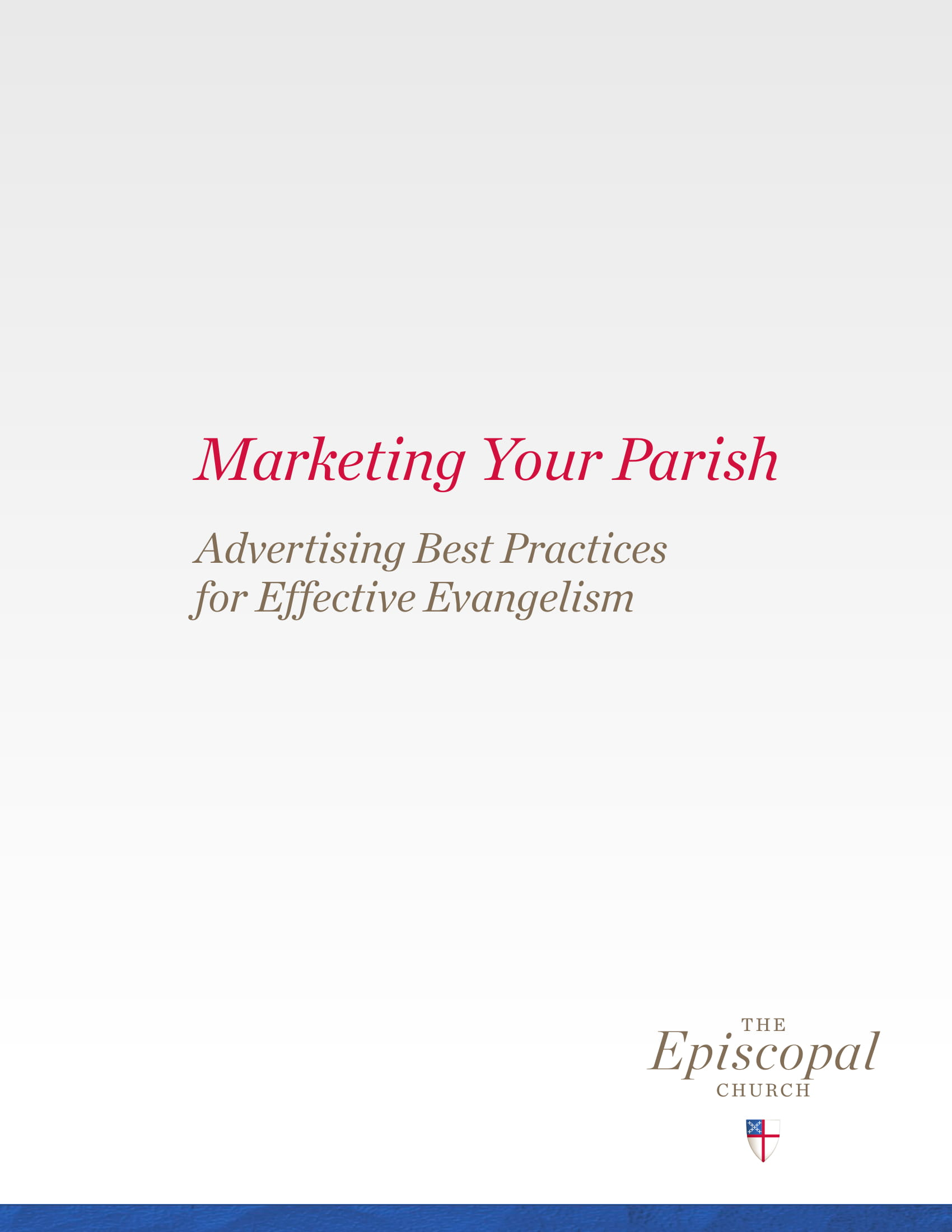 parish marketing plan example 01