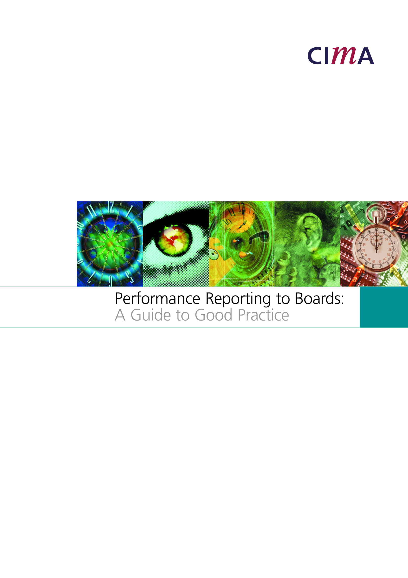 performance analysis report to boards example 01