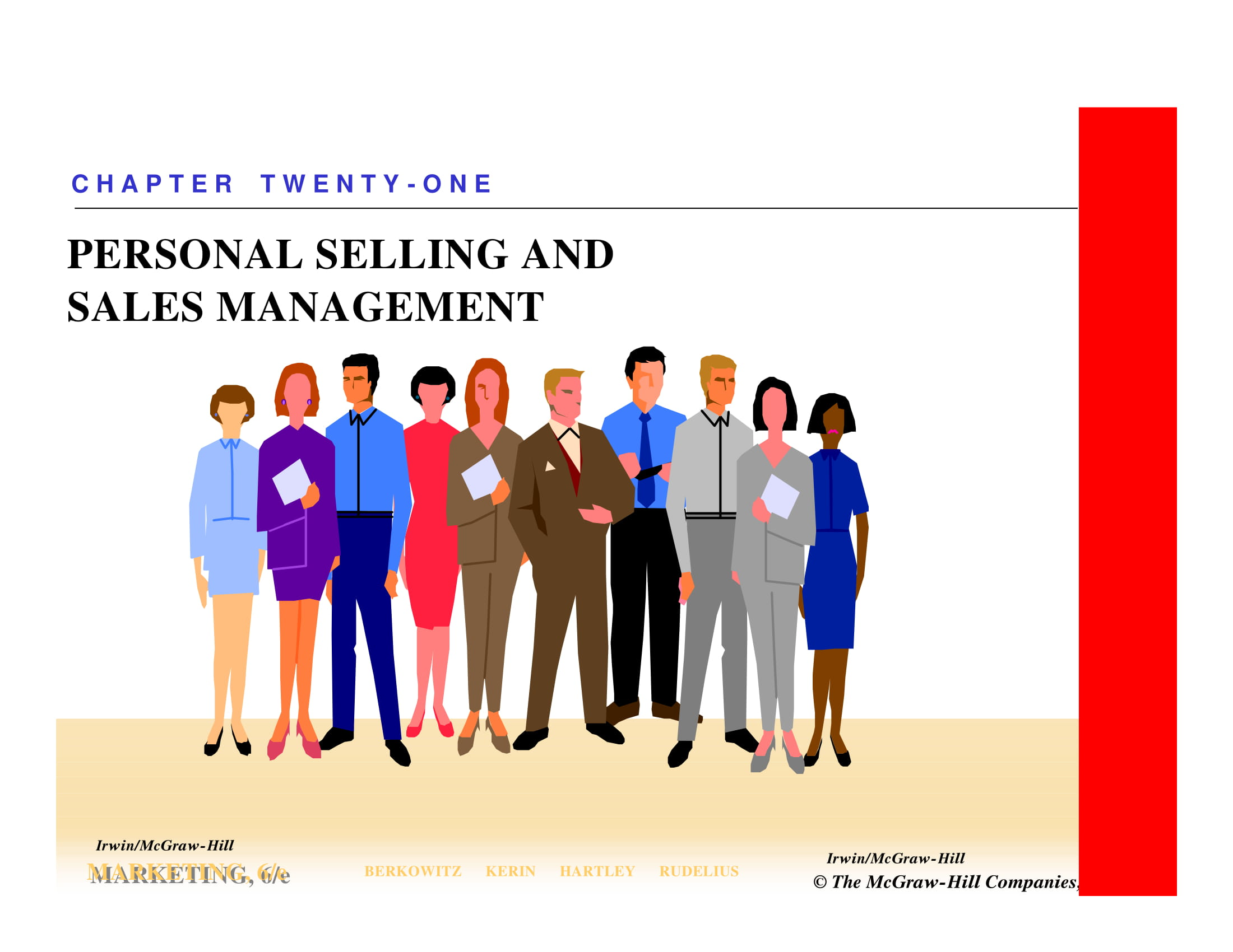 personal selling and sales management strategic plan example 01