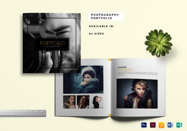 photography portfolio catalog template1