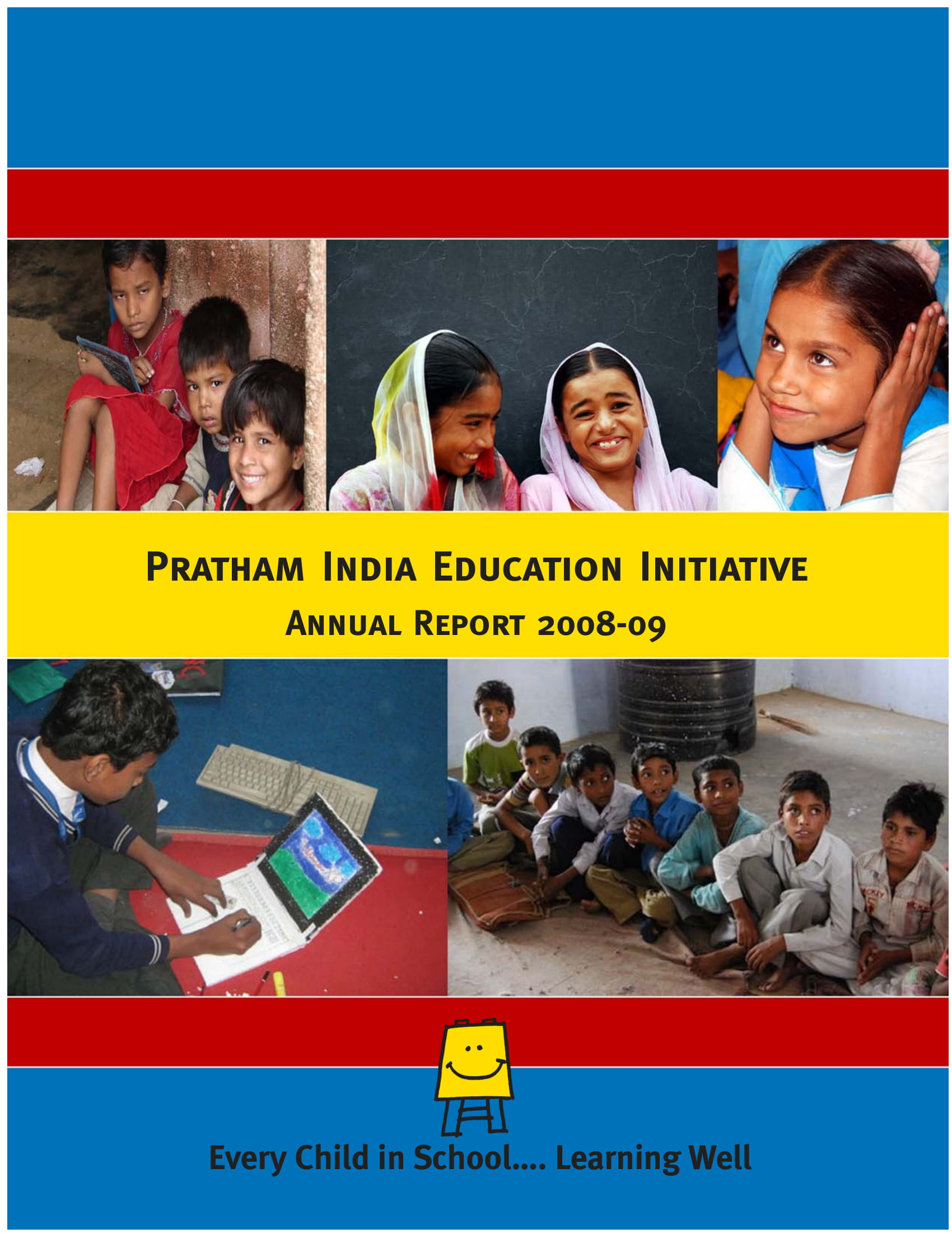 pratham ngo annual report example