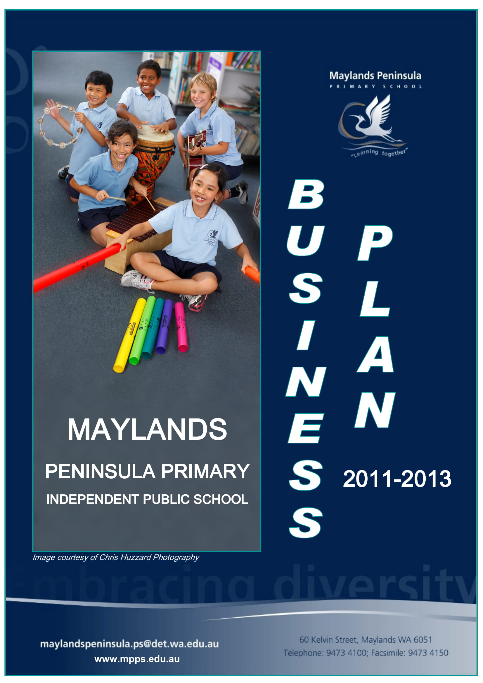 primary independent public school operational and business plan example 01